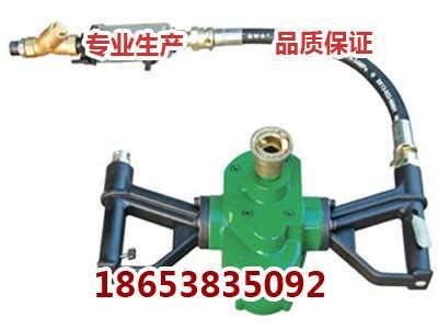 内蒙古ZQS-50/2.1S型气动手持式钻机,煤矿专用手持式风煤钻-泰安市钜隆矿用设备有限公司.