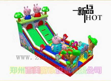 儿童太子摩托车广场摩托电瓶车玩具多少钱一辆-郑州百美游乐设备有限公司.