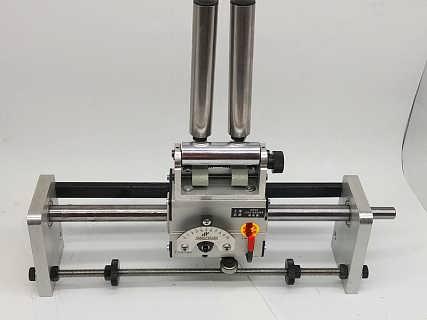 内开600的牛津管光杆排线机-昆山启庞机电设备有限公司
