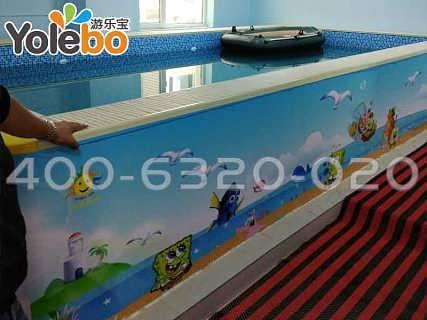 室内儿童水上乐园大约价钱,河南厂家直销戏水池