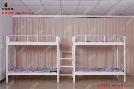 韶关员工公寓床 艾尚家具质量好到百毒不侵