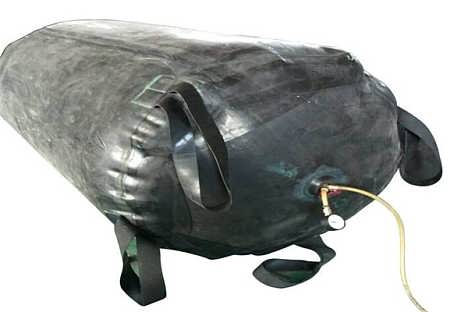 污水管道堵水用橡胶气囊操作省时省力