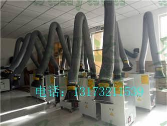 郑州移动式焊接烟尘处理图片 全自动车间粉尘处理器效果图-青岛圣亚达环保技术有限公司(销售部)