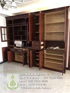 长沙家具定制厂实木酒柜门、鞋柜定做工艺精湛