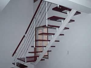 钢木楼梯产业遍布各地