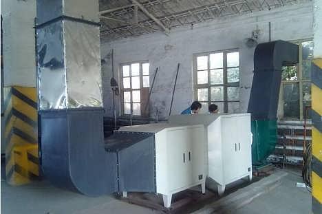 家具廠涂裝車間油漆味去除凈化措施噴涂異味治理設備