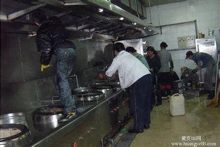 北京博立新地专业饭店烟道清洗公司,酒店排烟罩、灶台风机清洗