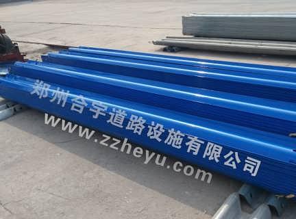 波形护栏板厂家——合宇道路专业化生产道路设施镀锌护栏板 喷塑护栏板等配套设施