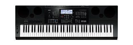 卡西欧电子琴WK-7600-汕尾海星琴行
