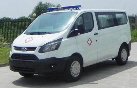 新时代全顺v362短轴普通救护车配置