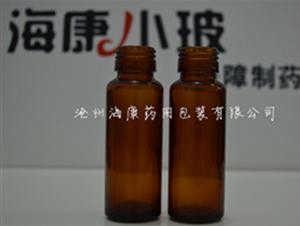 沧州钠钙螺纹口瓶质量好价格低