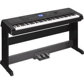 雅马哈电钢琴DGX-660-汕尾海星琴行