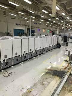 求购 电子厂设备回收 倒闭电子厂整厂回收 SMT设备回收