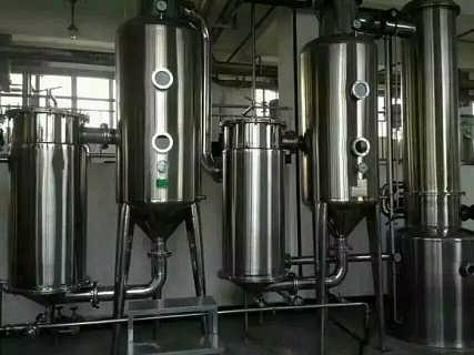 二手蒸发器转让二手蒸发器价格-梁山禾兴二手化工设备购销处
