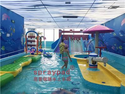 思普瑞德室内儿童水上乐园厂家教您在淡季如何获得盈利