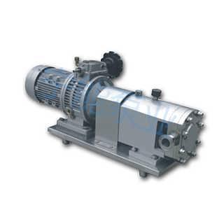 上海宁能通用型不锈钢转子泵