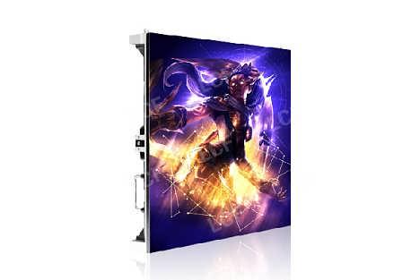 PS4.0户外高清LED广告显示屏