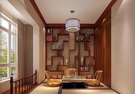 中山榻榻米装修 榻榻米床图片小卧室_瑞宅和室