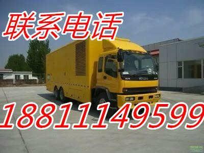 怀来县发电机租赁怀来县发电机出租-北京景伟机械设备有限公司