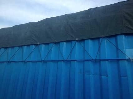 涂层布 涂塑布加工 刀刮布批发-广州市飞帆蓬布有限公司