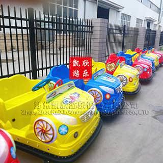 新款碰碰车游乐设备儿童充气碰碰车商场电瓶玩具车双人奥迪碰碰车-郑州凯欣游乐设备有限公司