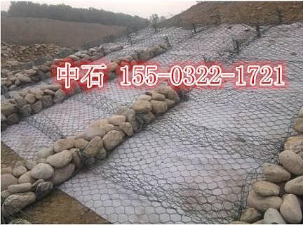 青海生态护岸雷诺护垫水利防洪5铝护坡雷诺护垫-中石丝网