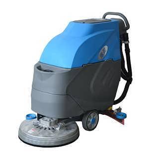 工业多功能洗地机,依晨手推式充电洗地机YZ-530
