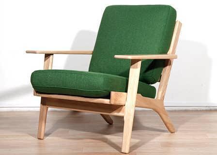 北欧休闲椅子创意且舒适躺坐都享受