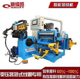 箔绕机BRJ-800,变压器箔绕机