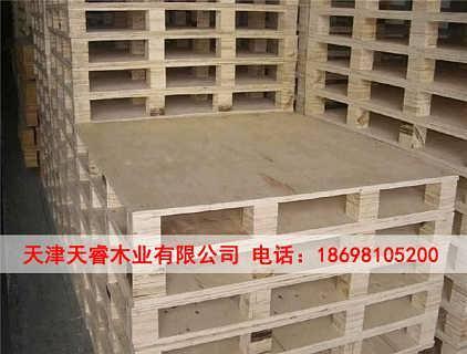 天津西青二手木托盘销售-天睿木业