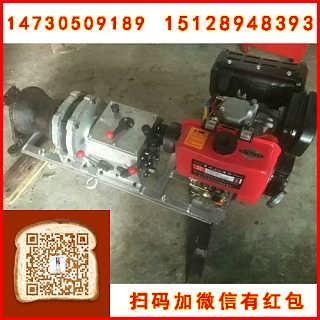 青岛市5吨雅马哈型快速机动绞磨价格-霸州市开发区立安电力工具厂