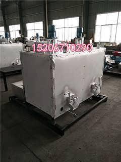 400液压双缸热熔釜停车场专用型