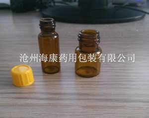 药用玻璃瓶供货量大年产量高