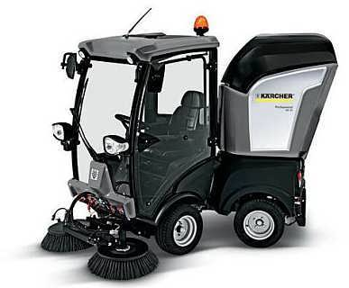 东莞供应德国凯驰MC 50 Advanced扫地车