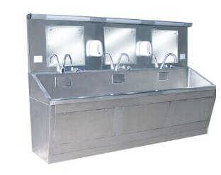 不锈钢医用洗手池哪家好浅谈品质对传递窗的影响