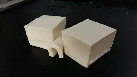 千页豆腐促进凝固成型保水保油代替TG酶