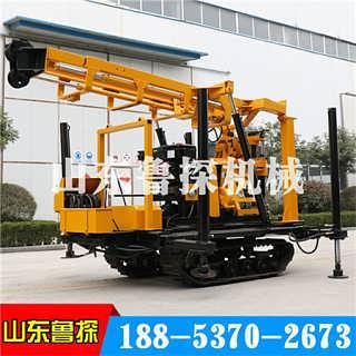 厂家直销XYD-200工程岩芯钻机  200米履带水井钻机