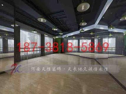 郑州早教培训中心改造装修公司