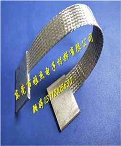 不锈钢编织带 4mm不锈钢防波套