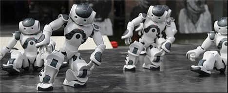 2018上海机器人展览会