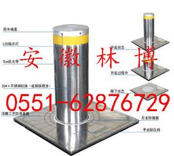 芜湖公园升降柱 宣城广场升降路桩 铜陵广场升降柱