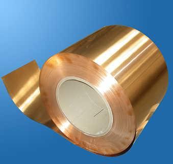 深圳高精c5210磷铜带 全硬C5210磷青铜带 批发弹片用磷铜带0.1mm