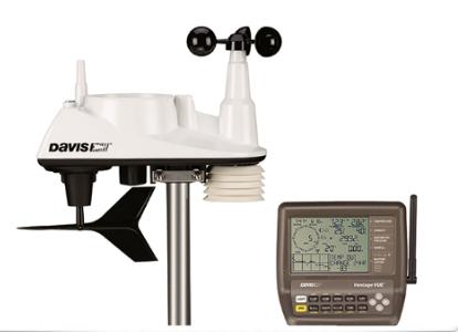 美国Davis 06250无线气象站