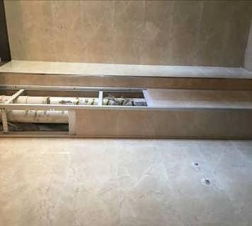 下水管铝合金支架-铝合金支架-晋州丽美装饰型材有限公司