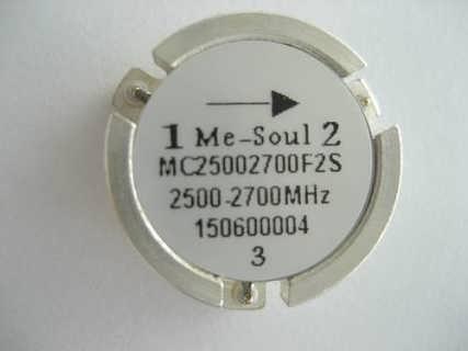 1/2英寸表面贴装环形器