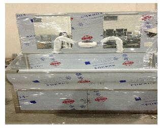 不锈钢医用洗手池生产厂家简析货淋室和风淋室的区别