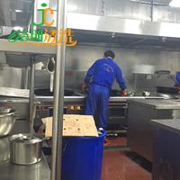 常熟食堂油烟管道清洗_我们专业从事厨房清洗