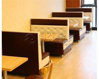 湖南益阳卡座沙发桌椅组合大理石桌子实木餐桌椅-广州良久家具有限公司(业务部)