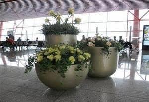 玻璃钢花盆的特点及优势-江阴市乐同环保设备有限公司商务