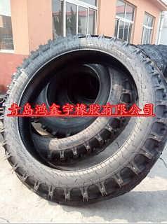 轮胎12.4-54中耕机窄轮胎拖拉机轮胎批发零售-青岛鸿鑫宇橡胶有限公司